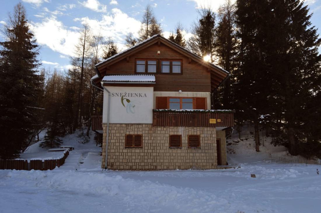 Chata Snežienka Donovaly