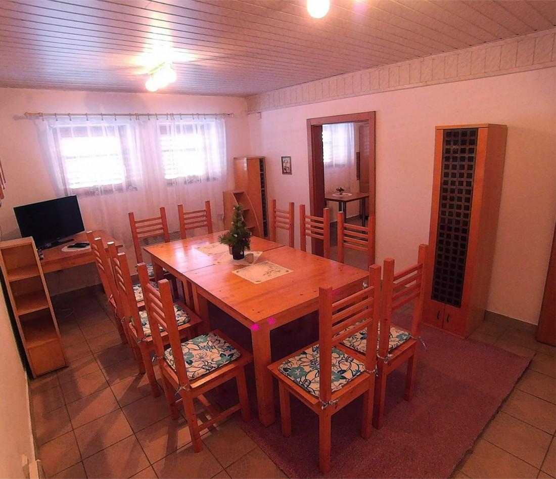 Spoločenská miestnosť (jedáleň)