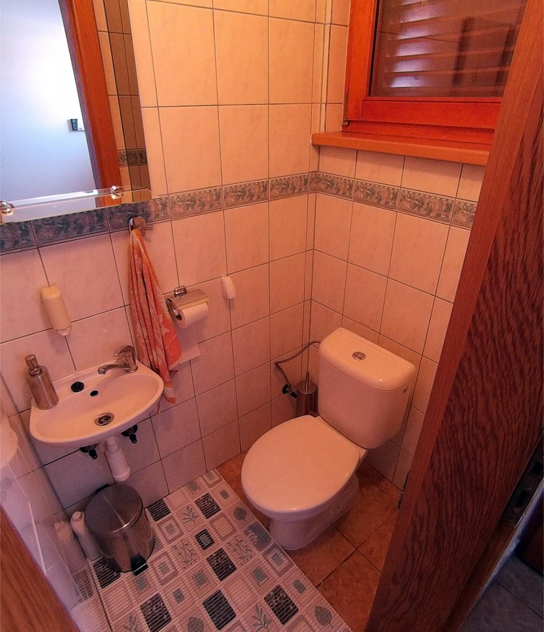 WC na 1. poschodí